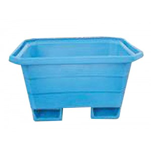 250ltr PVC Fork Liftable Mortar Mixing Tub