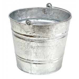 General Purpose Galvanised Bucket