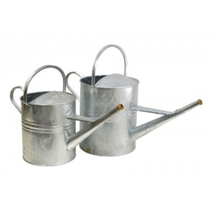 Watering Can Galvanised 2 Gallon