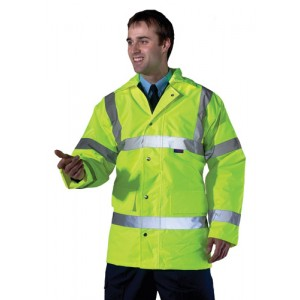 EN471 Hi Vis Site Executive Jacket Yellow