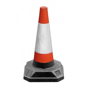 450mm One Piece Recycled Road Cone