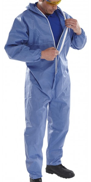 Disposable Coverall Type 5 & 6 Protection