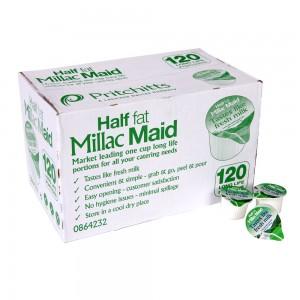 UHT Milk  Portions 120