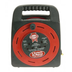 Cable Extension Reel 13A 25M 240V