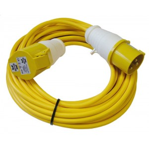 14mtr x 1.5mm 110v Extension Lead