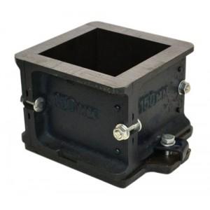 Cast Iron Concrete Test Cube Mould
