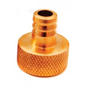 Drain Stopper Nipple Cap 13mm