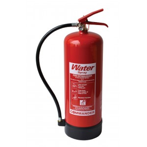 Fire Extinguisher Water 9ltr