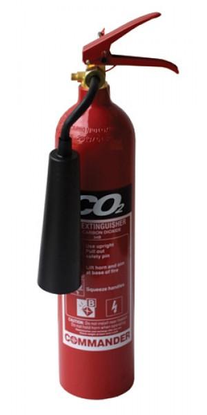 Fire Extinguisher C02 2kg