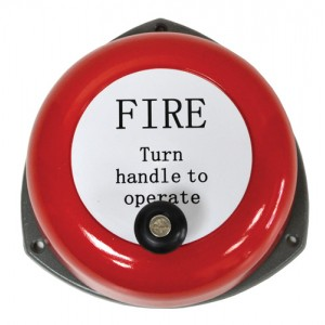 Wall Mounted Rotary Fire Bell