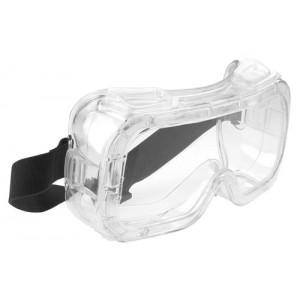 Deluxe Atlantic Anti-mist Impact/ Liquid Protection Vented Goggle