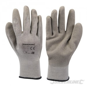 Grey Thermal Gloves