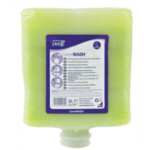 DEB Naturally 4000 Lime Cream 4ltr