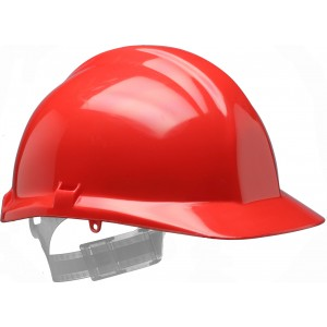 Centurion 1100 Std Helmet Red