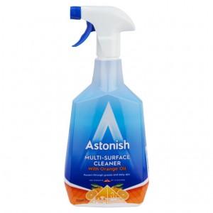 Astonish Glass Cleaner 750ml Trigger