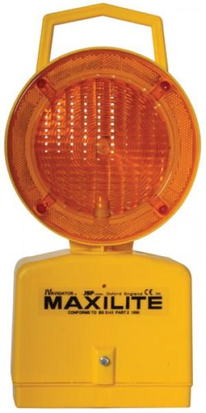 Flashing/StaticTwin Battery Road Lamp