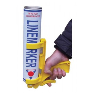 Linemarker Paint Applicator Hand Held To Hold 750ml Aerosol Can