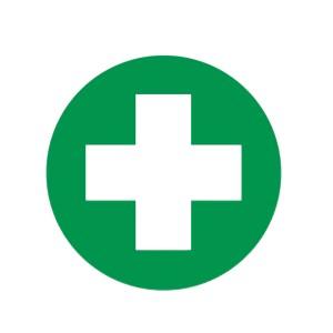 First Aid Helmet Logo