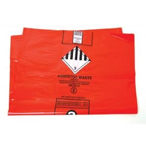 Red Asbestos Disposal Sack