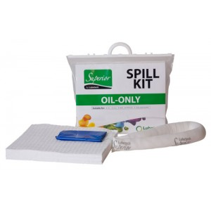 15ltr Oil Spillage Kit  c/w Waterproof Bag
