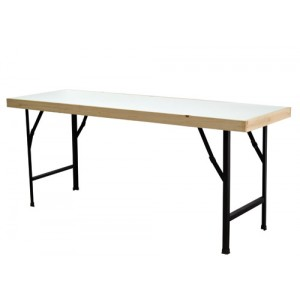 Folding Canteen Table