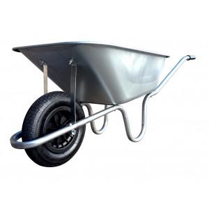 Galvanised Heavy Duty Wheelbarrow