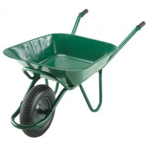 Heavy Duty Pneumatic Tyred Wheelbarrow